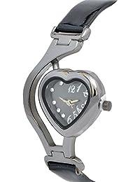 Angel Combo Of Fancy Wrist Watch And Sunglass For Women - B01FWB3F76