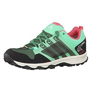 adidas Damen Laufschuhe KANADIA 7 TR GTX W Green glow/Blanch green/Super blush 36