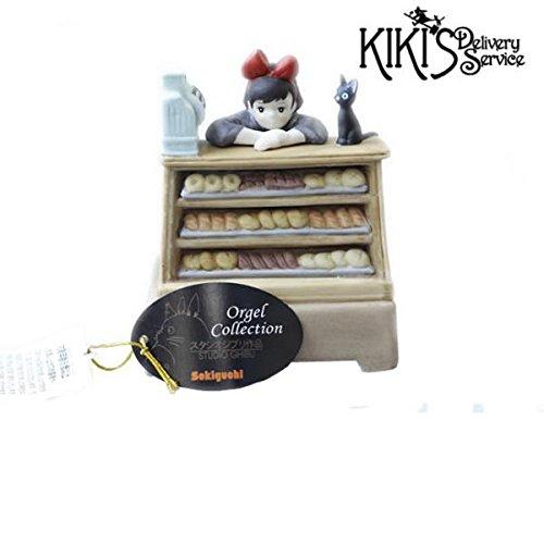 Studio Ghibli's Kiki's Delivery Service Music Box (Counter) (Kiki Delivery Service Music Box compare prices)