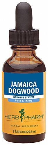 Herb Pharm Jamaica Dogwood Extract for Minor Pain - 1 Ounce
