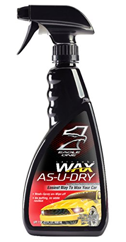 Eagle One 824336 Wax-As-U-Dry, 23 fl. oz. (Eagle One Car Care Products compare prices)