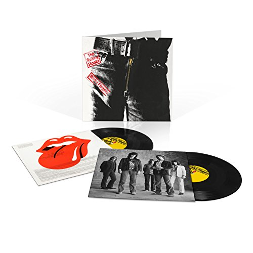 Sticky Fingers (2LP Deluxe)
