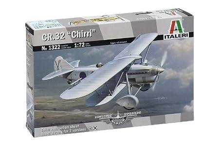 Italeri - I1322 - Maquette - Aviation - Cr.32 Chirri