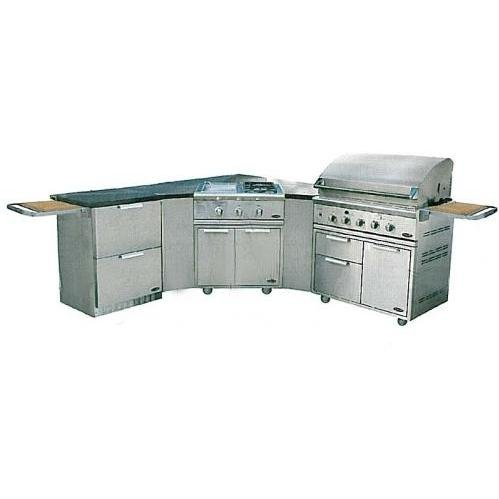 Dcs Liberty 36 Inch Propane Gas Grill Island Package