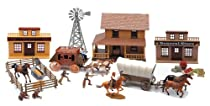 Big Sale Best Cheap Deals Big Country Western Playset (Plastic) 1-32 BMC
