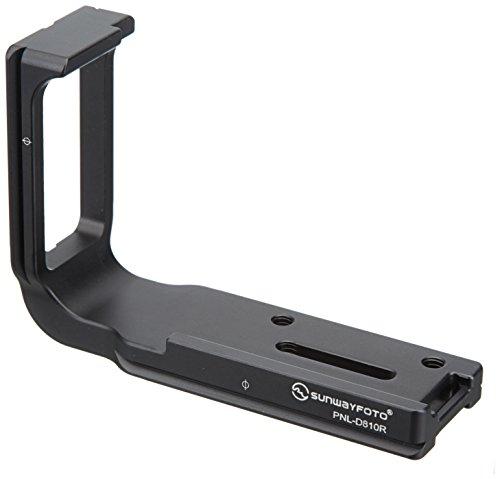 SUNWAYFOTO-PNL-D810R-Custom-L-Bracket-pour-Nikon-D800D810