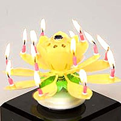 Cheapest Happy Birthday Candle - Color may vary (DESIGN 1, 1) from Starlightcom - Free Shipping Available