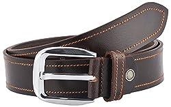 Midas Men's Belt (CLB542_40 , Brown)