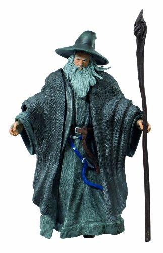 "The Bridge Direct Hobbit 6"" Collector Figure: Gandalf The Grey - Wave 1"