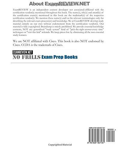 ExamFOCUS Study Notes & Review Questions for the Cisco DESGN Exam 2015
