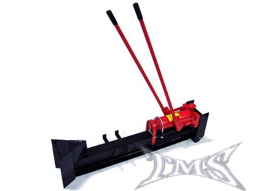 # Read Review 10 Ton Horizontal Log Wood Cutter Splitter ...