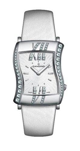 Candino Women's Quartz Watch Swing C4424-1 with Leather Strap