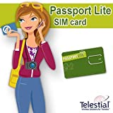 Telestial Passport Lite Dual-IMSI SIM with $5.00 Credit