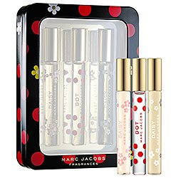 Marc Jacobs Limited-Edition Fragrance Rollerball Trio NEW!
