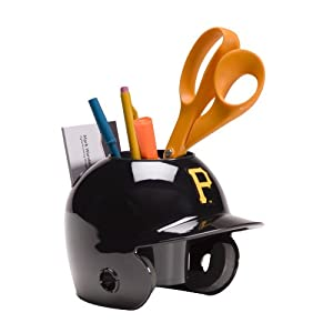 MLB Pittsburgh Pirates Desk Caddy by Schutt