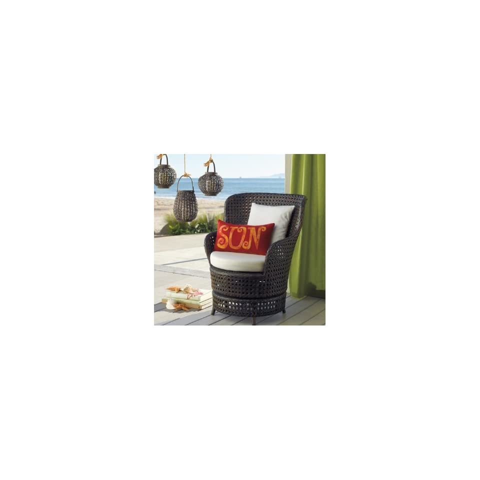 Groovy Rimini Swivel Outdoor Club Chair Grandin Road Patio On Popscreen Evergreenethics Interior Chair Design Evergreenethicsorg