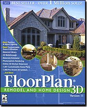 Floor Plan 3D V11 Remodel & Home Design