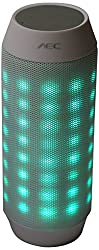 Vertigo Bluetooth Light Up Speaker, 3000 (White)
