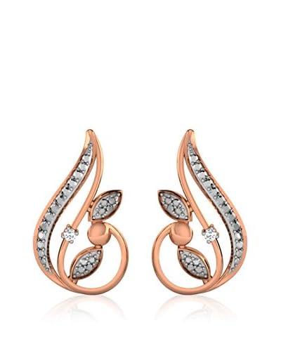 Vittoria Jewels Pendientes  Metal Rosado