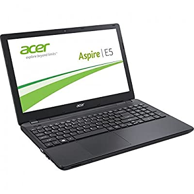Aspire Aspire E S1-512 Laptop (500GB/Mac OS), Black