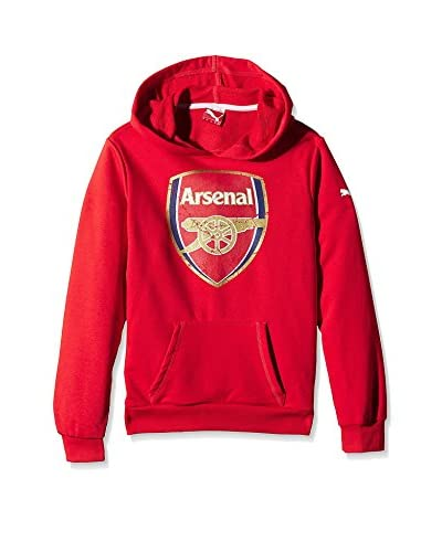 Puma Sudadera con Capucha Arsenal London Fan