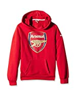 Puma Sudadera con Capucha Arsenal London Fan (Rojo)
