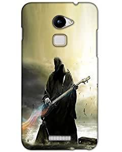 3d Coolpad Note 3 Lite Back Mobile Cover Case