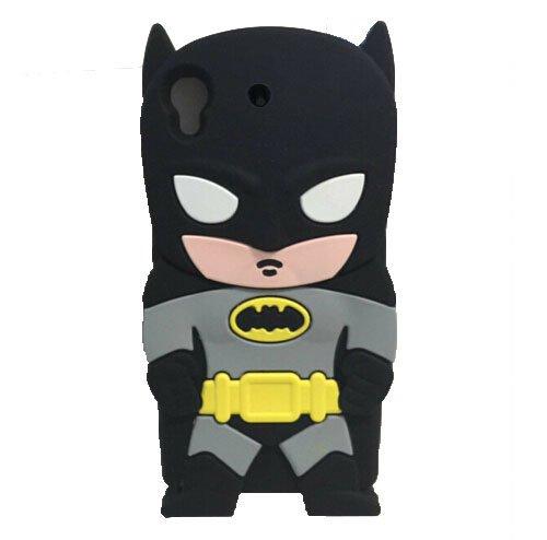 Jicheng Electronic HTC Desire 626 / 626s Hero Batman Case,3D Hero Batman Silicone Case for HTC Desire 626 / 626s Black at Gotham City Store