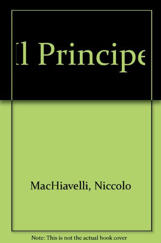 Il Principe (Superbur) (Italian Edition)