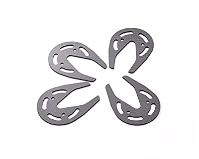 Parrot Upgrade Parts Motor Ring Guards Gear Protectors 4 Pcs for AR.Drone 1.0 / 2.0 Quadricopter - Glass Fiber