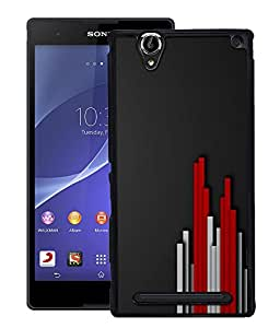 SONY XPERIA T2 BACK COVER CASE BY instyler