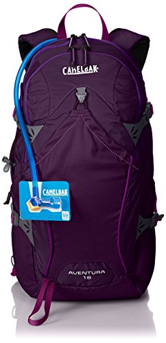 CamelBak Aventura 18 100 oz Hydration Pack Blackberry Cordial/Grape Juice One Size