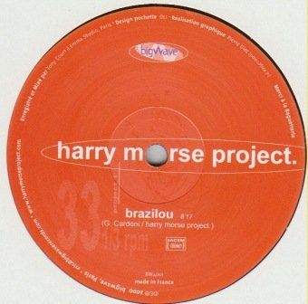 HARRY MORSE PROJECT - #1 - 12 inch 45 rpm