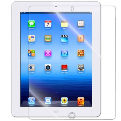 ArmorSuit MilitaryShield - Screen Protector Shield for The New iPad 3rd Gen / iPad 2 with Lifetime Replacements