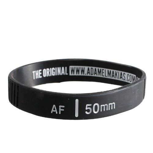 """Lens Bracelet (TM) 50 mm AF Nikon Armband 17,78cm (7"""")"""