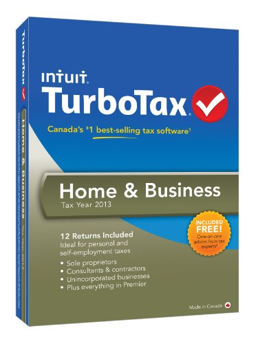 INTUIT TURBOTAX BUS. HOME & BUSINESS TY13 [OLD VERSION]