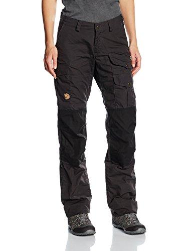 Fjllrven-Trekkinghose-Barents-Pro-Women-dark-greyblack-Gre-48