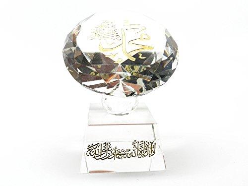 Name Of Prophet Mohammad And La Ilaha Illa-Llah Muhammadun Rasulu-Llah front-211591