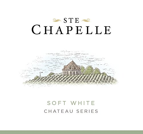 Nv Ste. Chapelle Chateau Series Soft White, Idaho 750 Ml