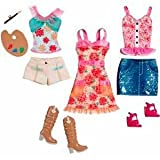 Barbie Fashionistas Day Looks Clothes - Artsy Country Fashion Outfit