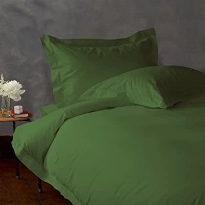 LACASA BEDDING 400 TC Egyptian cotton Fitted sheet 30
