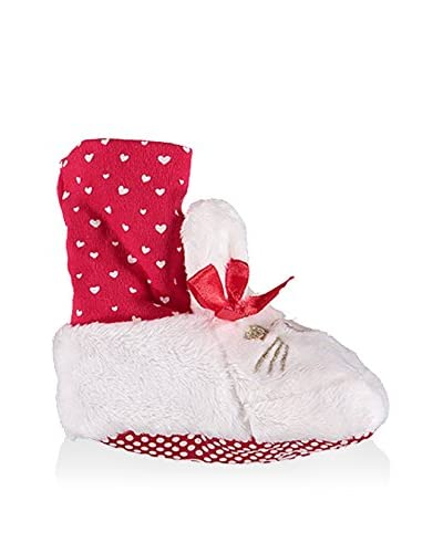 BRUMS Zapatillas de estar por casa Rojo