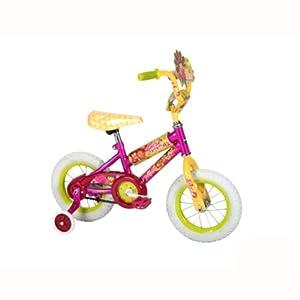Huffy Dora The Explorer 12in Girls BMX Bike by BMX