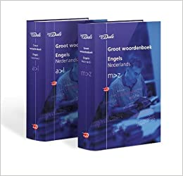 Van Dale's Large English-Dutch Dictionary (English and Dutch Edition