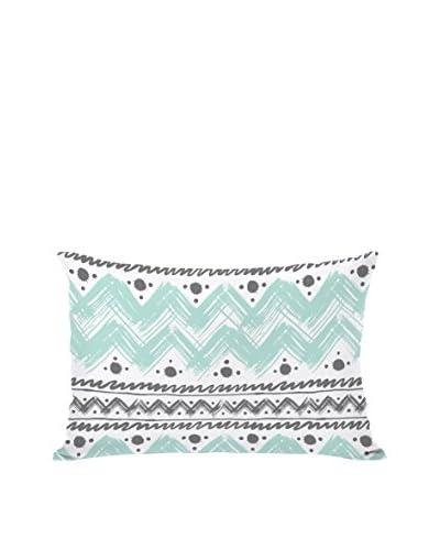 One Bella Casa Anya Stripes And Dots Pillow