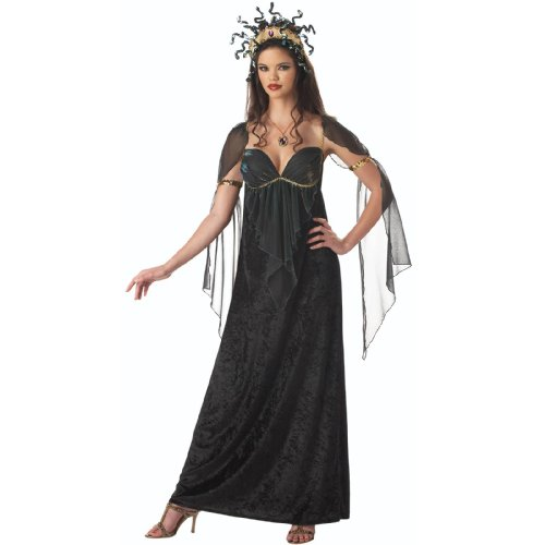 In Character Costumes Womens Mythical Medusa Elite Collection Adult Costume
