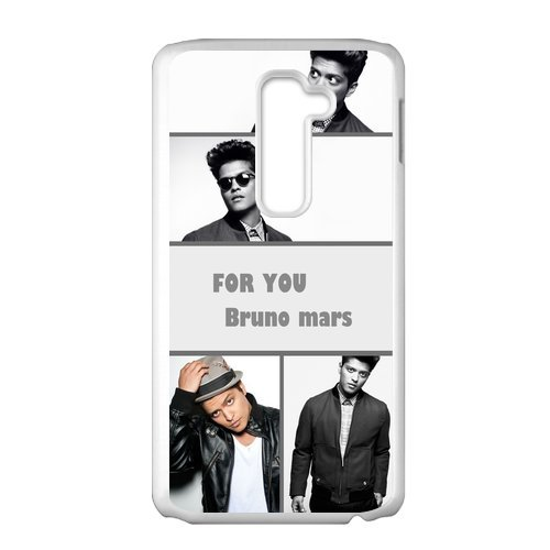 Bruno Mars Peter Gene Hernandez Grammy Award Best Male Singer Songwriter Producer Collections Personalized Plastic Case For Lg G2 (Fit For At&T)