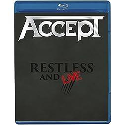 Restless & Live [Blu-ray]