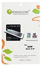 Kingcom Screen Protector SP8.9 for Samsung Note 8.9 (Clear)