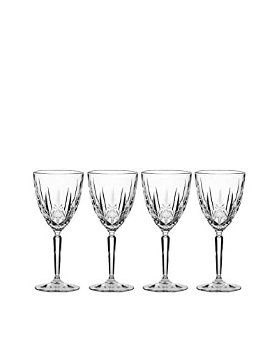 Marquis by Waterford Sparkle Set of 4 Wine Glasses